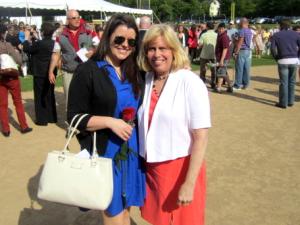 Laura McCarthy and Rita McCarthy