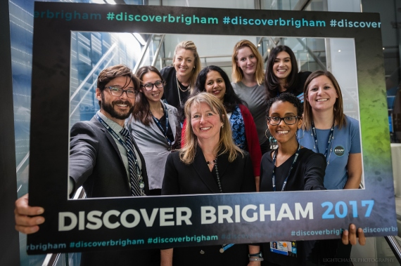 Discover Brigham is hosted by the Brigham Research Institute.