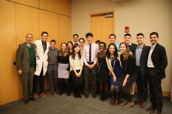BWH faculty and staff welcome the next class of Internal Medicine interns and their loved ones to the Brigham family.